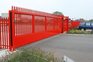 Automatic sliding gate Sheffield