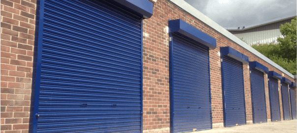 Safeguard 76 roller shutter Sheffield