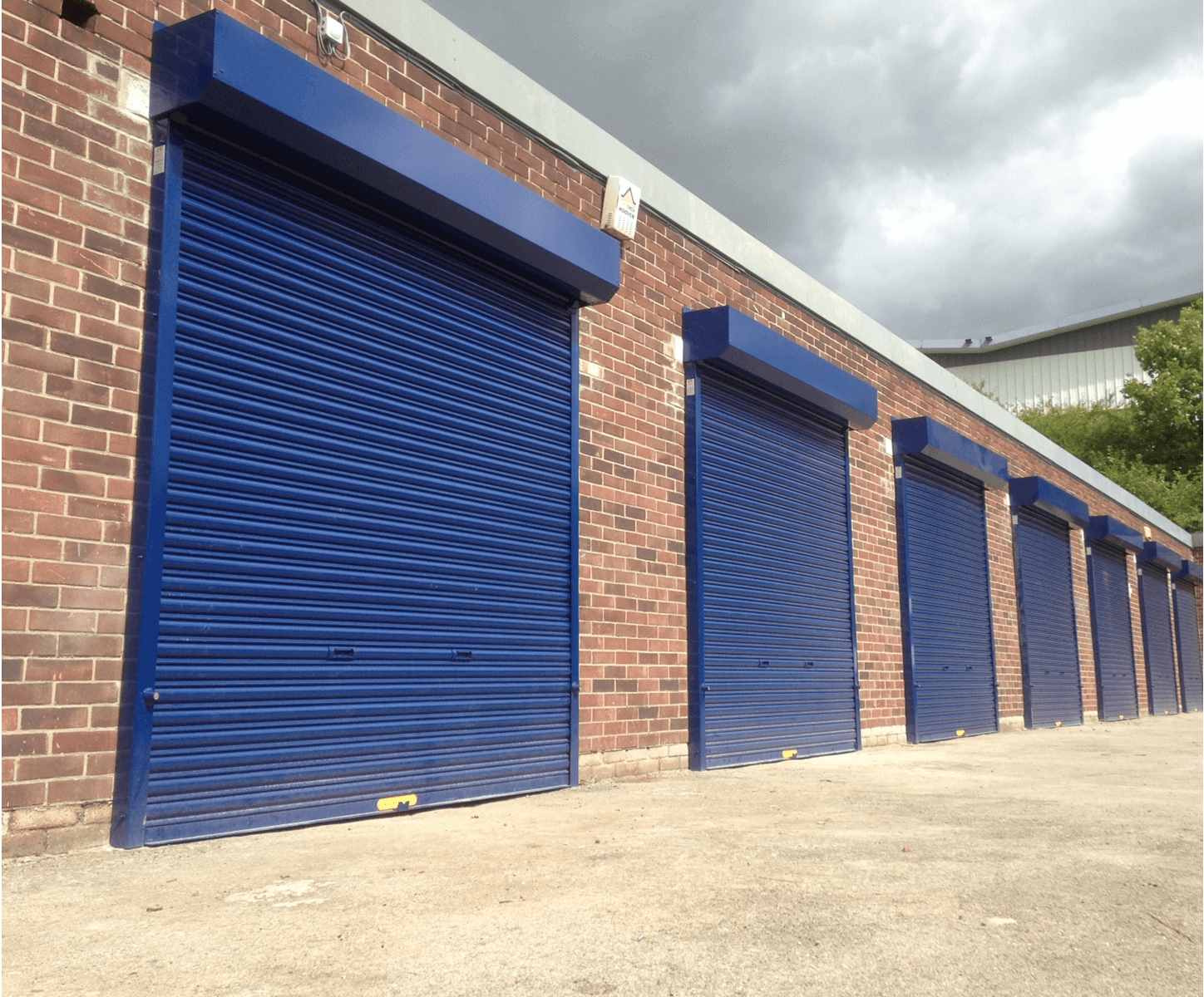 Safeguard 76 Roller Shutter A Amp C Maintenance Limited