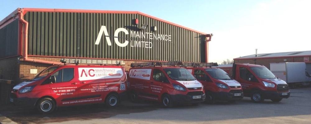 AC Vans_Factory