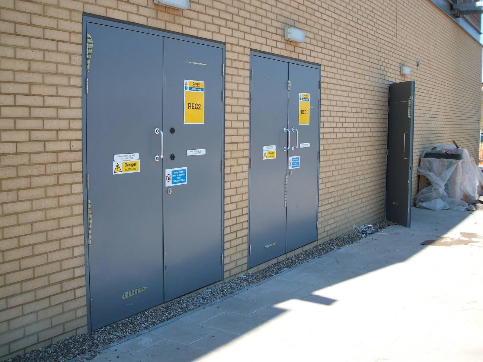 fire doors sheffield