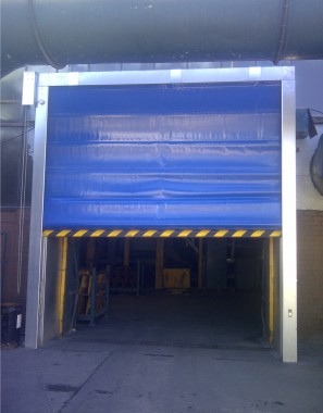 High speed doors Sheffield and Rotherham