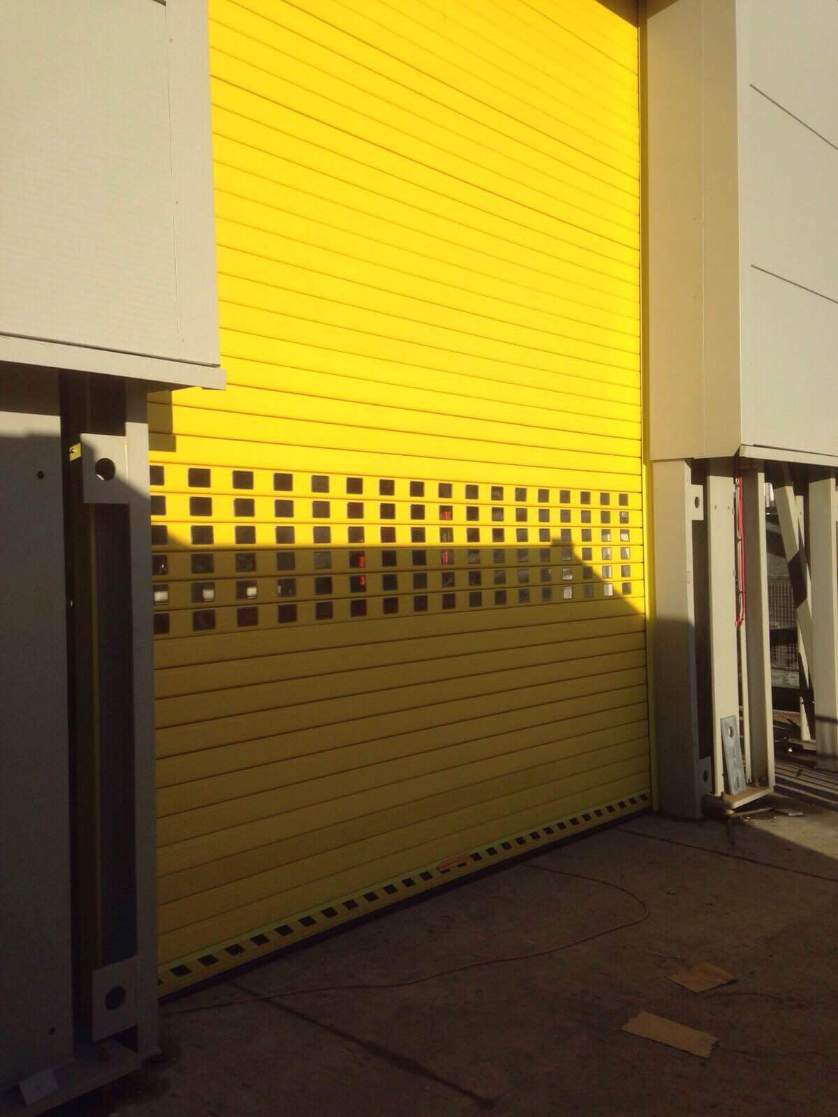 high speed doors sheffield
