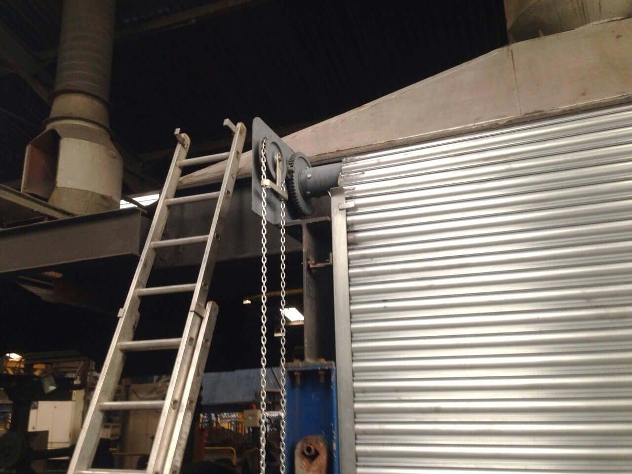 shutter repairs sheffield