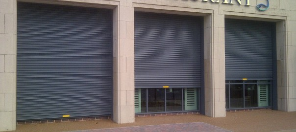 roller shutters in sheffield