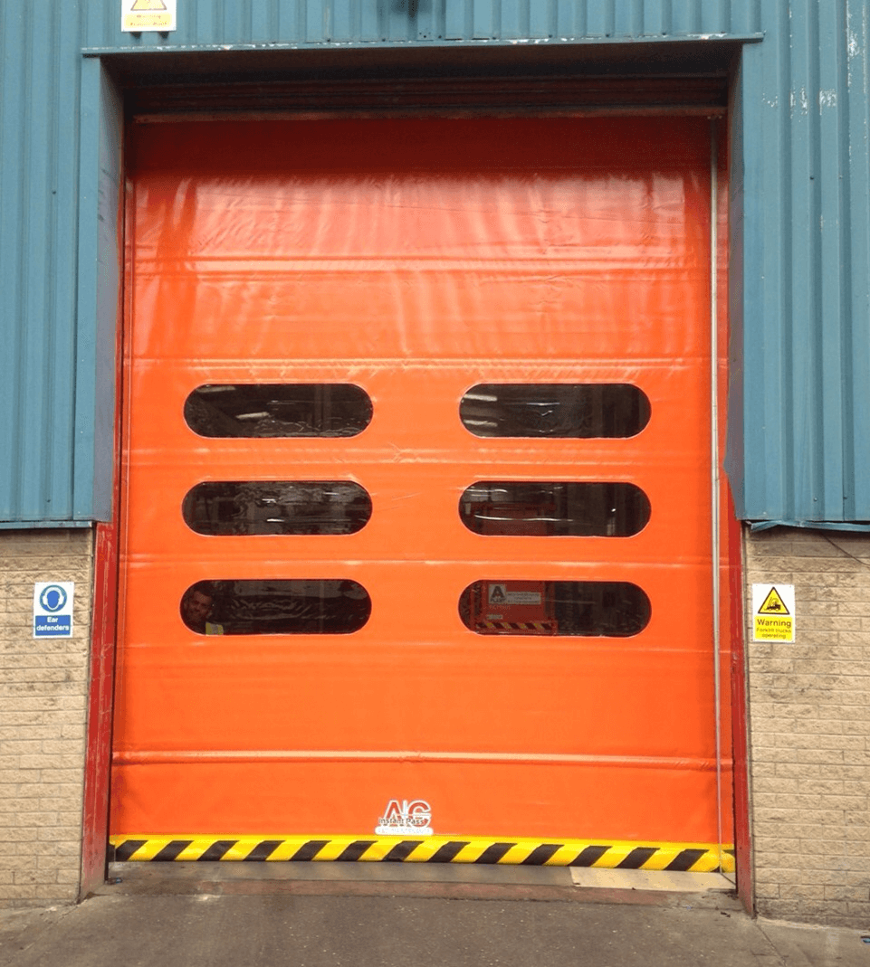 high speed doors sheffield