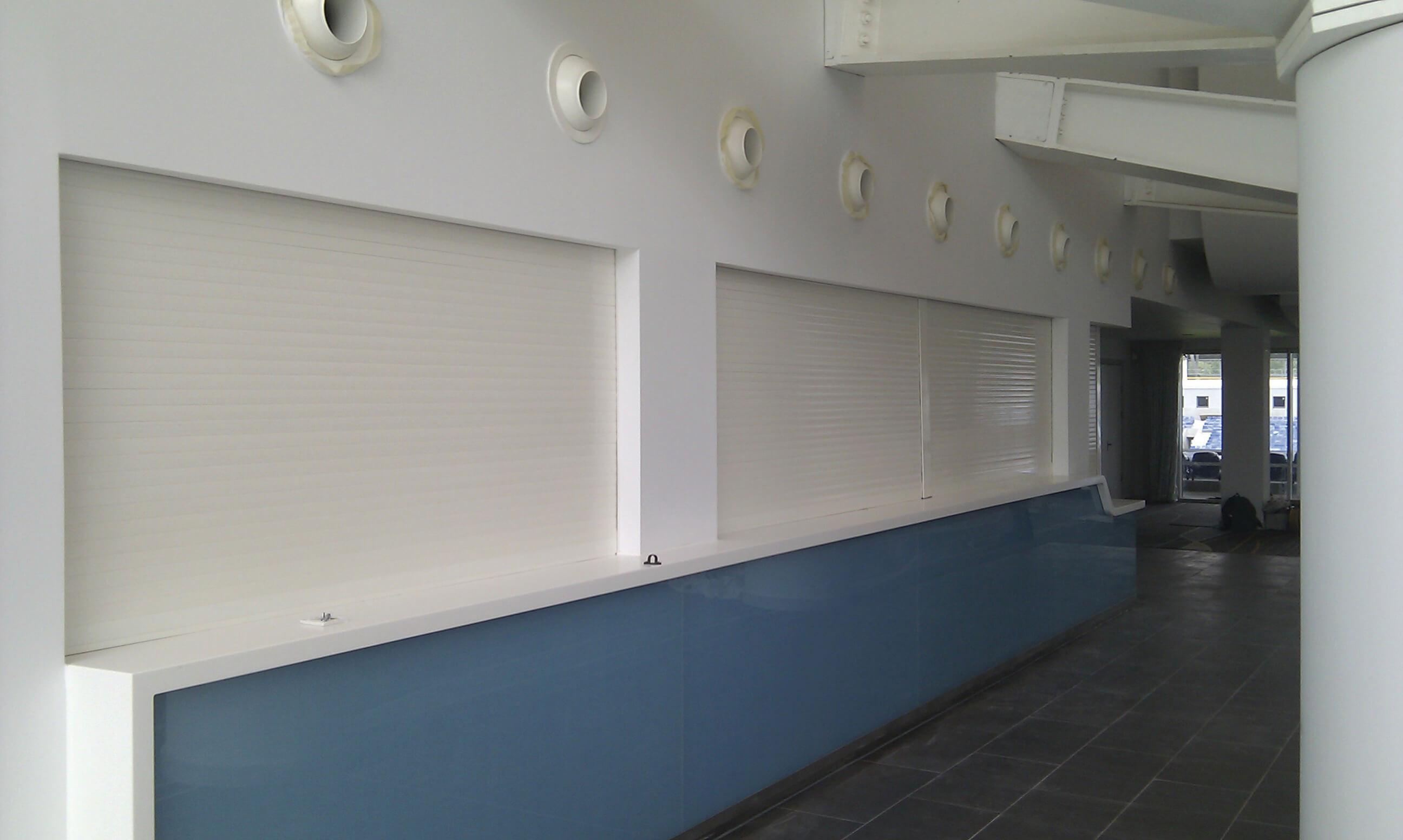roller shutters sheffield